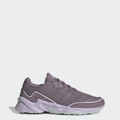 Women Running Purple 20-20 FX Shoes
