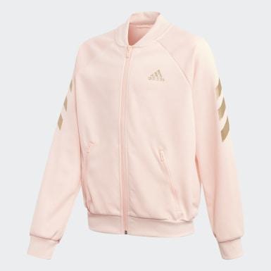 розовый Спортивный костюм XFG