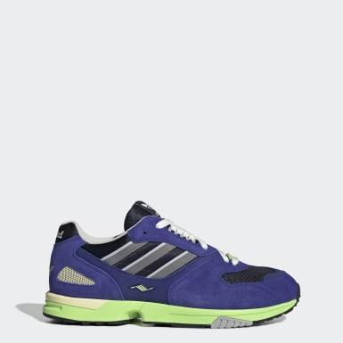 Frauen Originals ZX 4000 Schuh Blau