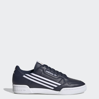 Men's Originals Blue Continental 80 Shoes