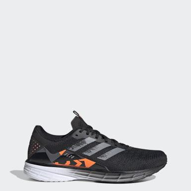 ผู้ชาย วิ่ง สีดำ รองเท้า SL20