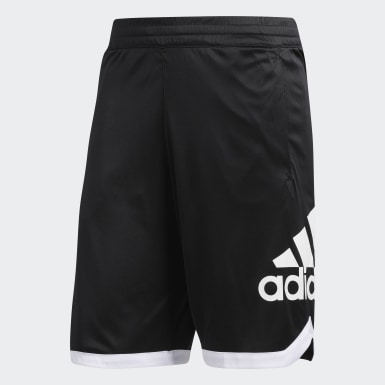 Men's Basketball Black Badge of Sport Shorts