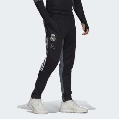 Heren Voetbal Zwart Real Madrid Human Race Sportbroek