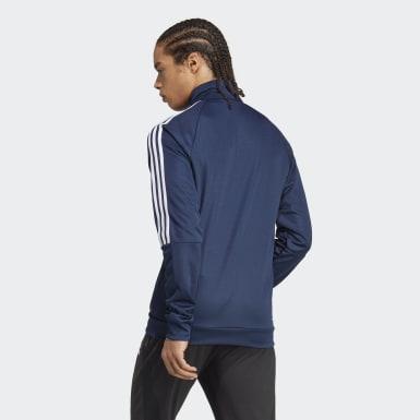 ผู้ชาย ฟุตบอล สีน้ำเงิน เสื้อแจ็คเก็ตเทรนนิง Sereno19