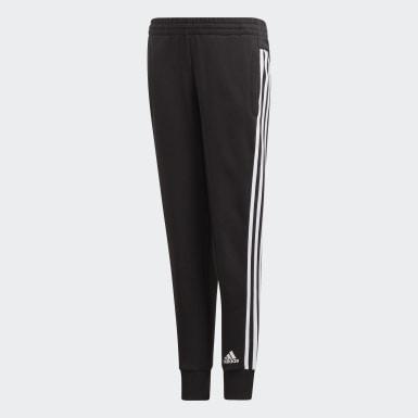 Meisjes Training Zwart Must Haves 3-Stripes Broek