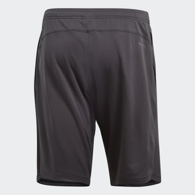 Men Training Grey 4KRFT Climachill Shorts