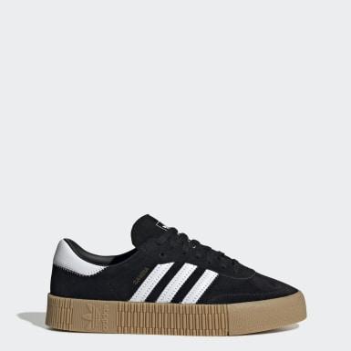 Adidas Samba OG WeißSchwarz Herren Schuh BZ0057
