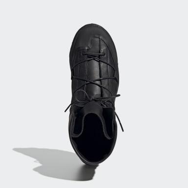 черный Высокие кроссовки Type O-3