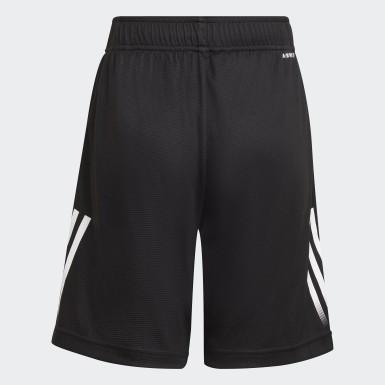 Boys Training Black AEROREADY Shorts