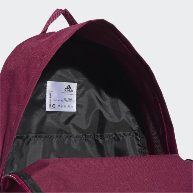 Training Purple Classic Big Logo Backpack