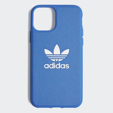 Coque Basic Molded iPhone 2019 5.8 bleu Originals
