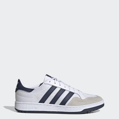 Originals Team Court Schuh Weiß