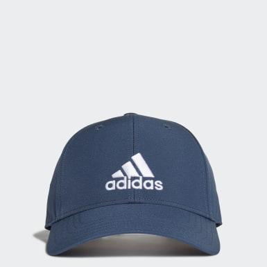 синий Бейсболка Embroidered