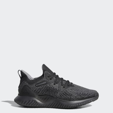 Running Grey Alphabounce Beyond Shoes
