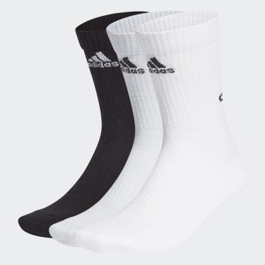 Tennis Bask8ball Crew Socken, 3 Paar Blau