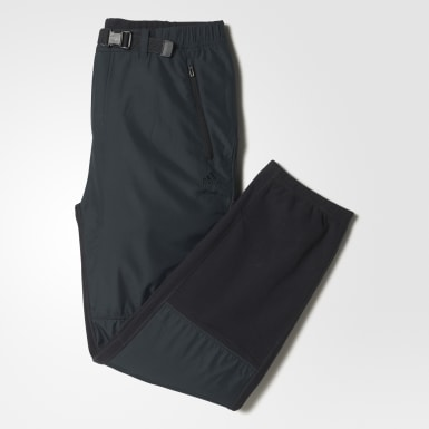 Men TERREX Black Windfleece Pants