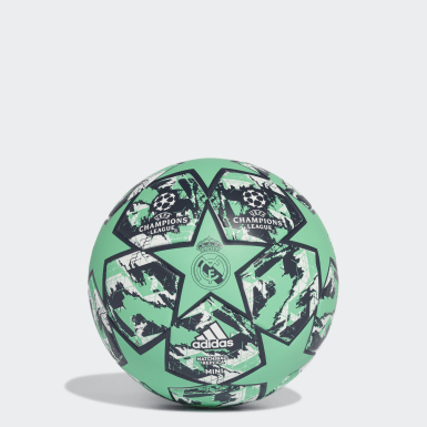 Mini ballon UCL Finale 19 Real Madrid Vert Football