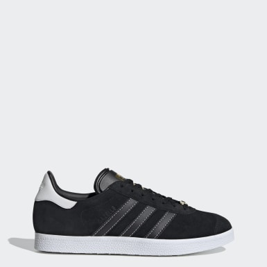 Women Originals Black Gazelle Shoes