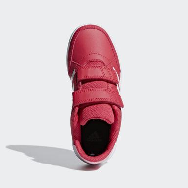 Çocuklar Koşu Pembe AltaSport Ayakkabı
