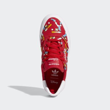 красный Кроссовки 3MC x Disney Sport Goofy