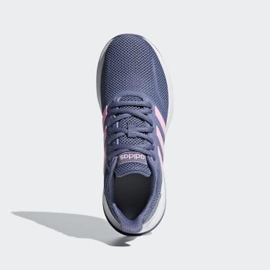 Tenis Runfalcon (UNISEX) Azul Niña Caminar