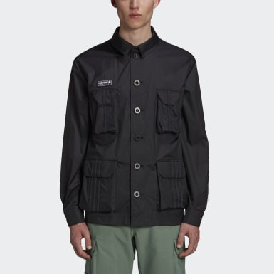 Men's Originals Black SL Haslingden Jacket