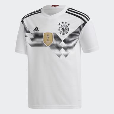 Camisa Oficial Alemanha 1 Infantil 2018