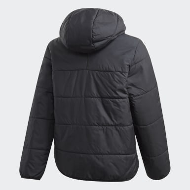 Youth 8-16 Years Originals Black Padded Jacket