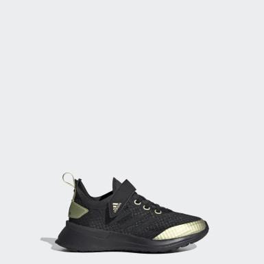 เด็ก วิ่ง สีดำ รองเท้า RapidaRun Elite