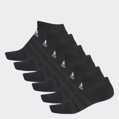 Socquettes Cushioned Low-Cut (6 paires) noir Entraînement