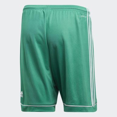 Men Training Green Squadra 17 Shorts