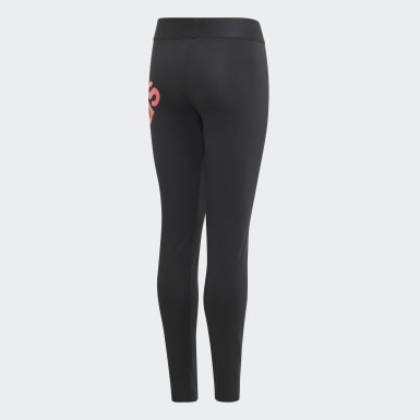 Legging Must Haves Badge of Sport Preto Kids Training