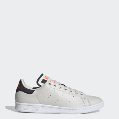 Men's Originals Grey Stan Smith Shoes