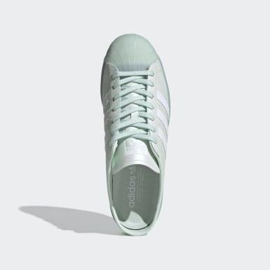 Originals Grøn Superstar Mule sko