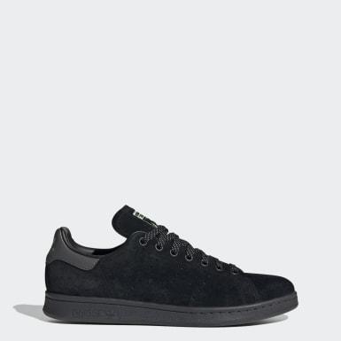 Men's Originals Black Stan Smith Shoes
