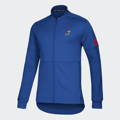 Jayhawks Game Mode Bomber Jacket
