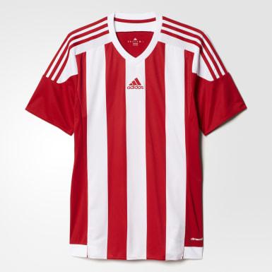 STRIPED 15 JSY Rojo Hombre Fútbol