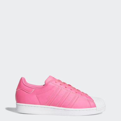 Originals Pink Superstar Shoes