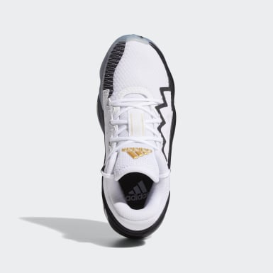 Chaussure D.O.N. Issue #2 Blanc Enfants Basketball