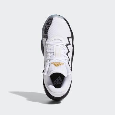 Kinder Basketball D.O.N. Issue #2 Schuh Weiß