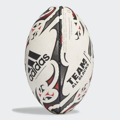 Minibola de rugby da Nova Zelândia Branco Rapazes Rugby