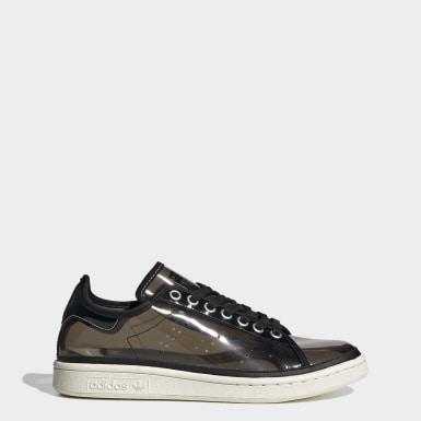 Sapatos Stan Smith Preto Mulher Originals