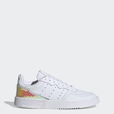 Kadın Originals Beyaz Supercourt Ayakkabı