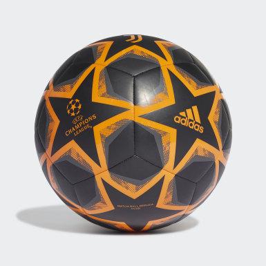 Balón UCL Finale 20 Juventus Club Negro Fútbol