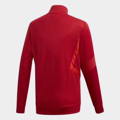 Kids Training Red Tiro 19 Training Track Top