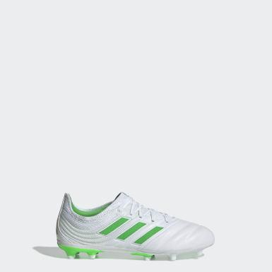 белый Футбольные бутсы Copa 19.1 FG