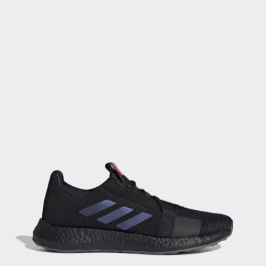 Men's Running Black Senseboost GO Shoes