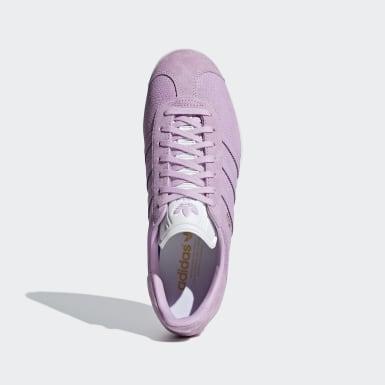 Kadın Originals Mor Gazelle Ayakkabı