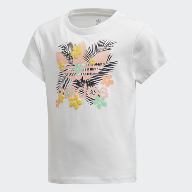 Playera (UNISEX) Blanco Niño Originals