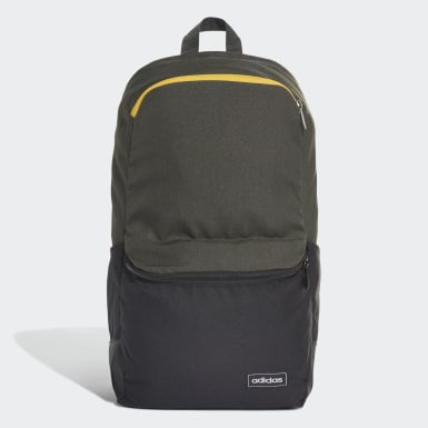 3-Stripes Backpack Czerń